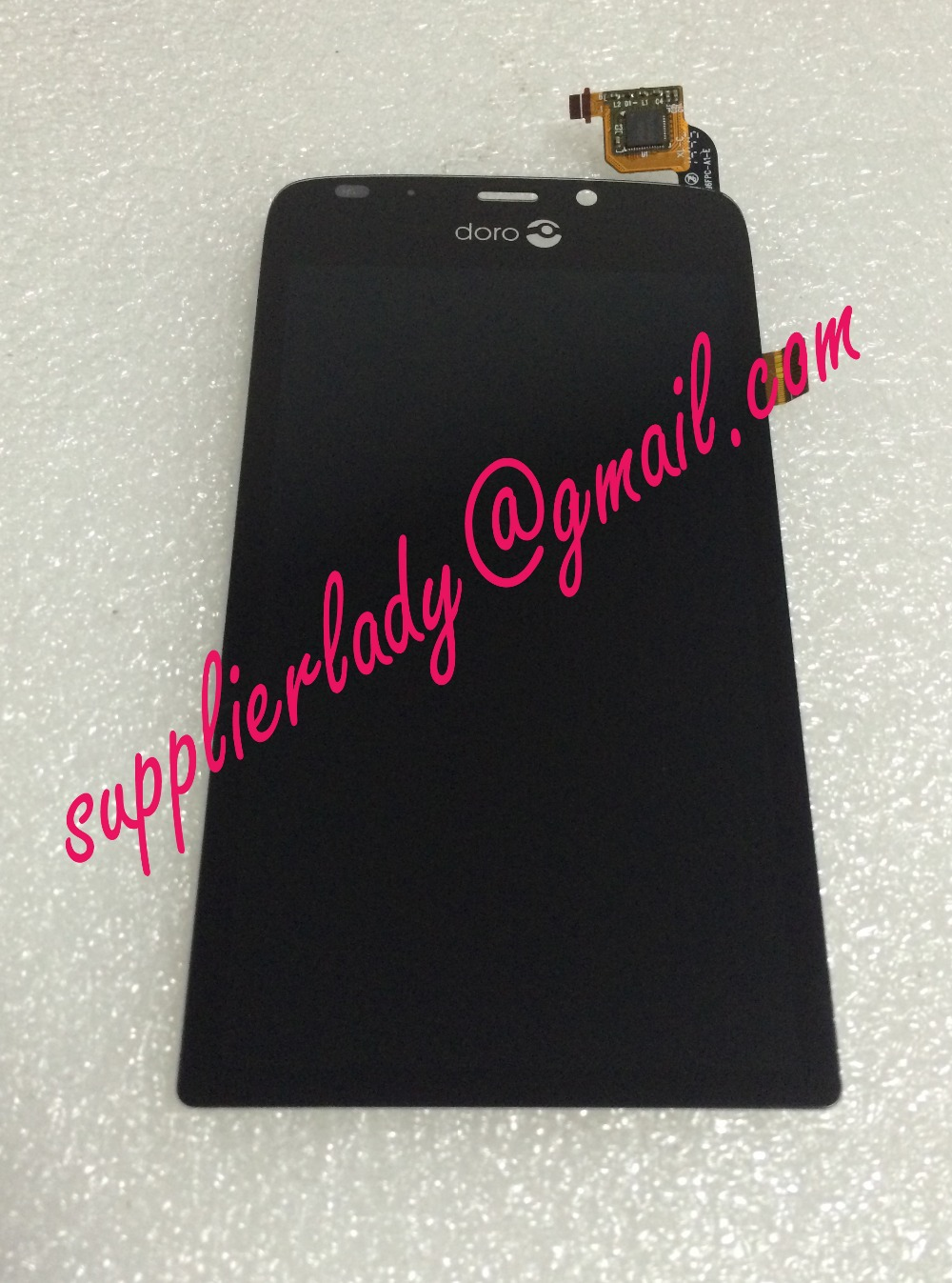 Original and New LCD screen with touch screen Assembly for Doro Liberto 82 free shipping original and new lcd screen with touch screen truly ips5k0573fpc a1 e wz a ips5k0573fpc a1 e ips5k0573fpc assembly free shipping