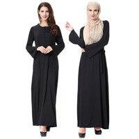 Middle East Dubai Kaftan Muslim Evening Dress Design Plus Size Robe Dubai Kaftan Abaya Dress Turkish