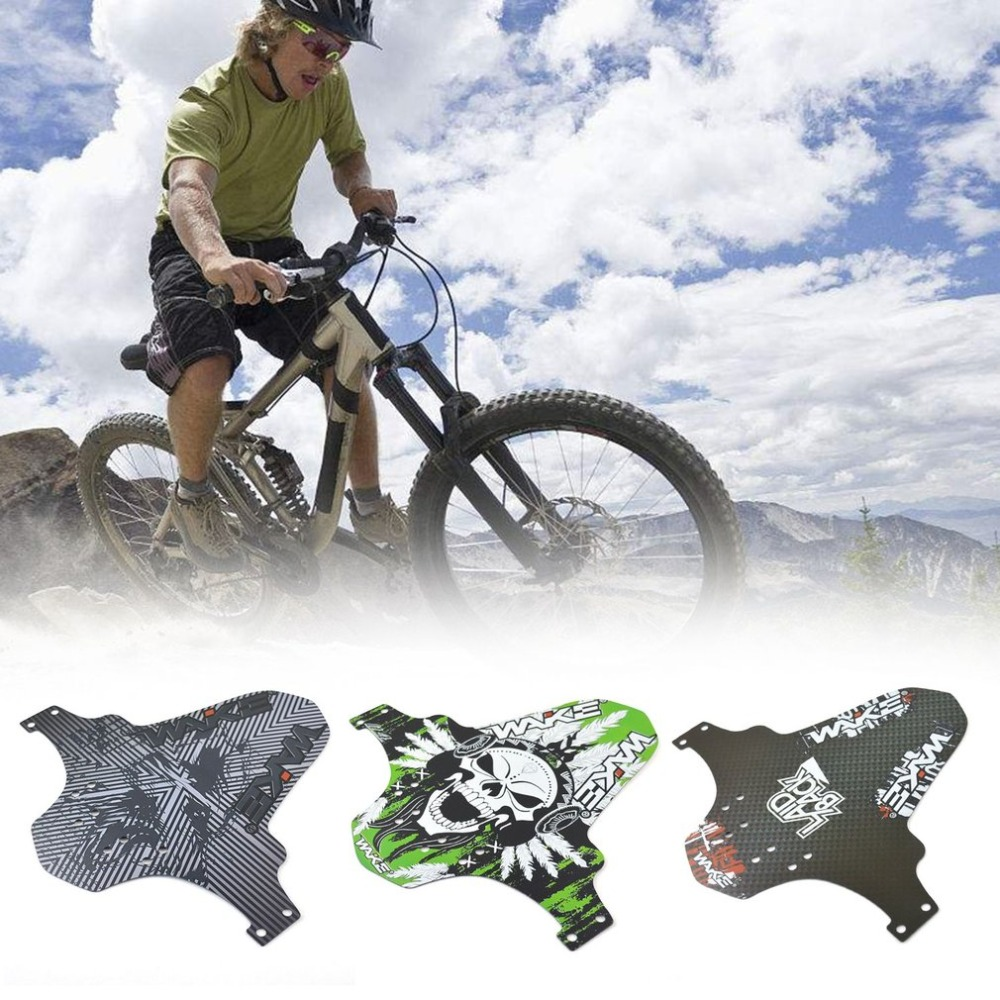 WAKE Front Rear Mudguard Set Cycling Road MTB Mountain Bike Bicycle Fender Tool