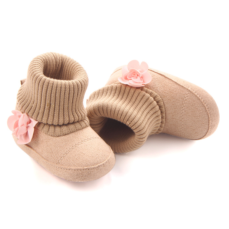 PEGYY PIGGY Winter Snow Boots Warm Baby boy Girl Newborn Baby