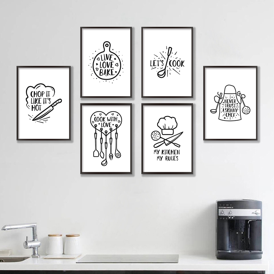 Posters Nordic Prints Wall Art Pictures