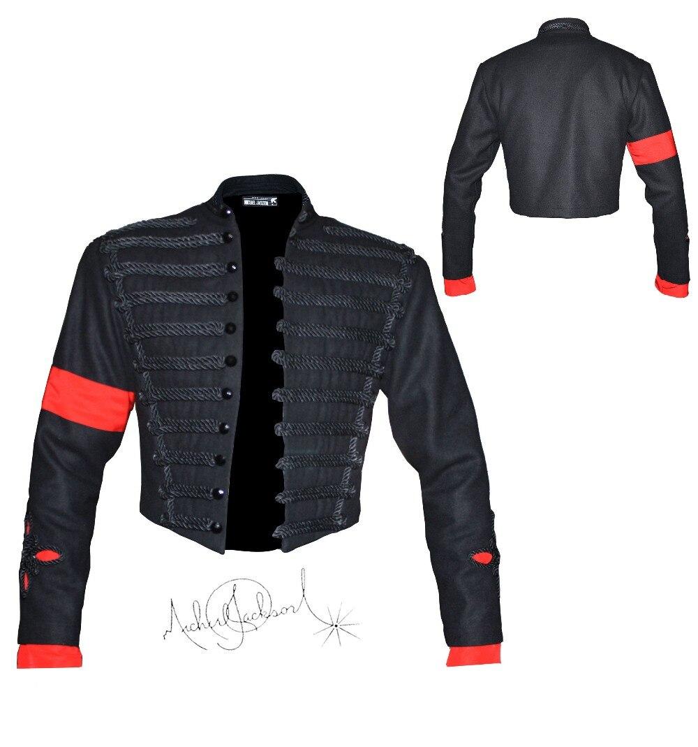 МД Майкл Джексон MTV AWARDS военная куртка