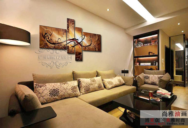 wandkunst fr wohnzimmer mbelideen - Agyptisches Wohnzimmer