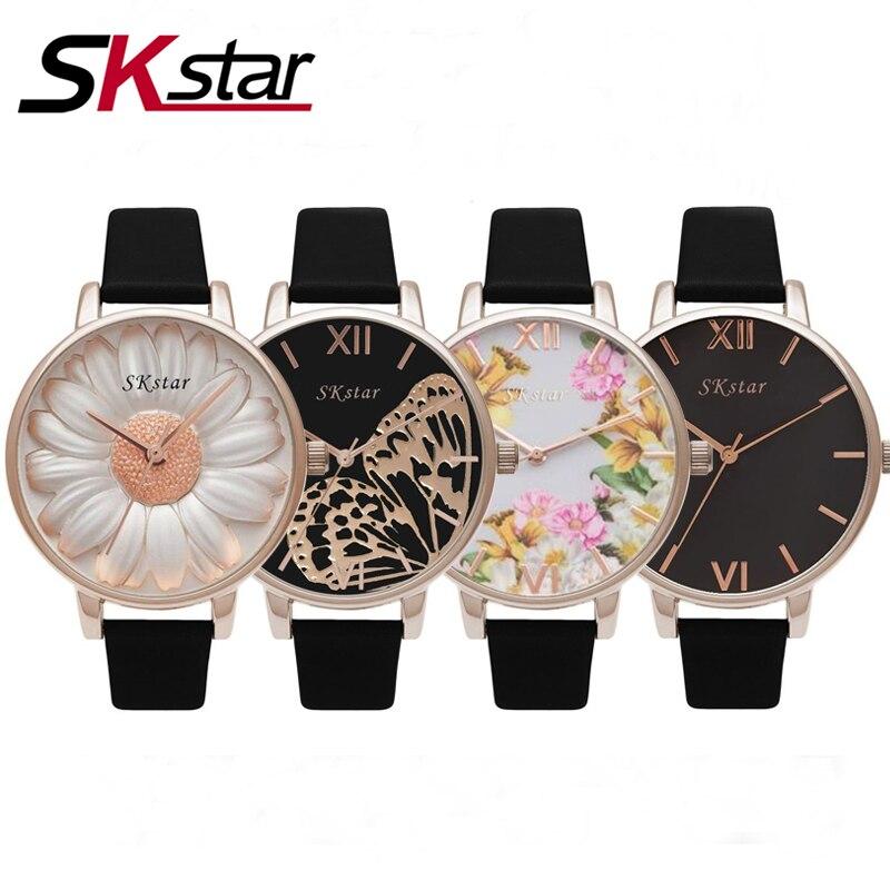 Fashion Metal Mesh Butterfly pattern Watch Women Men Ladies Luxury Brand Quartz watch Relogio feminino Masculino