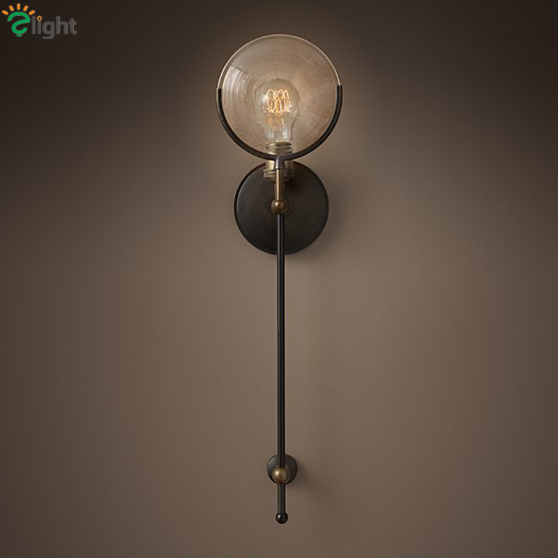 Wall Wash Lights Home Kitchen Wall Mounted Bedside Lamp Chrome Finish Sparksor Artistic Modern Clear Glass Wall Sconce Wall Lights Simple Wall Light For The Home Hotel Mirror Front Lamp Corridor Decorate