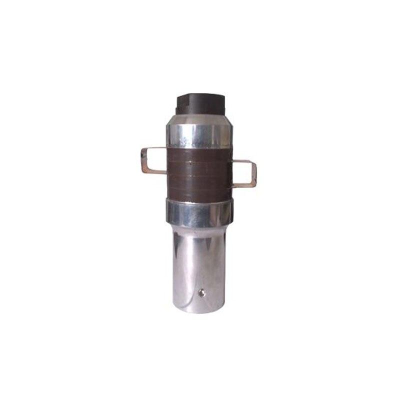 Solide Montage de Soudage Par Ultrasons Transducteur 40 Khz Pour Ultrasons équipement d'étanchéité