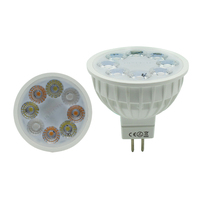 GU10 MR16 4W LED RGB Mi Light Indoor Living Room Super Bright AC DC12V High Quality