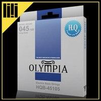 Olympia Brand Bassnaren Hoge Kwaliteit Corrosiebestendig Lange Schaal Originele