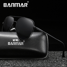 BANMAR Brand Polarized Sunglasses Men New Fashion Sun Glasses For Women With Accessories Unisex Driving Goggles Oculos De Sol все цены