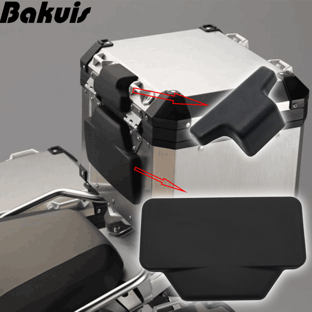 Motorcycle Top Case Backest Pad For BMW R1200GS F800GS ADV Adventure F700GS Rear Case Box Cushion Backrest