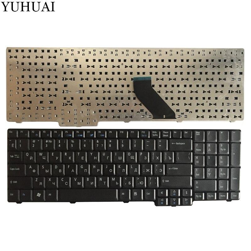 Russe clavier d'ordinateur portable pour Acer Travelmate 5100 5110 5600 5610 5620 Aspire 5235z 6530 7720Z 6930 6530g eMachines E528 e728 RU