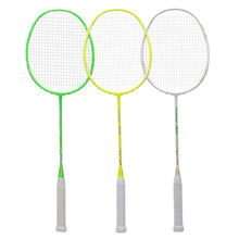 Eastic Light Carbon Badminton Racket 3U New Sports Badminton Racquet Quality Moderate Ball Control Amateur Racket Fluorescence