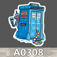 A0308 Spoof Anime Punk Cool Sticker for Car Laptop Luggage Fridge Skateboard Graffiti Notebook Scrapbook Bicycle Stickers Toy