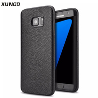 Newest Ultra Thin Soft Silicone Protective Back Case For Samsung Galaxy S7 Edge SM G935F Anti