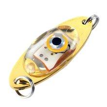 Полезная подводная глубокая капля приманка в виде рыбной головы светильник плавающий мигающий светодиодный светильник светящиеся рыболовные аксессуары рыболовные снасти