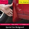 SuperCAR For Chevrolet Malibu 2012-2014 car styling For Chevrolet Malibu Mudguards modified special fender trim paint car fender