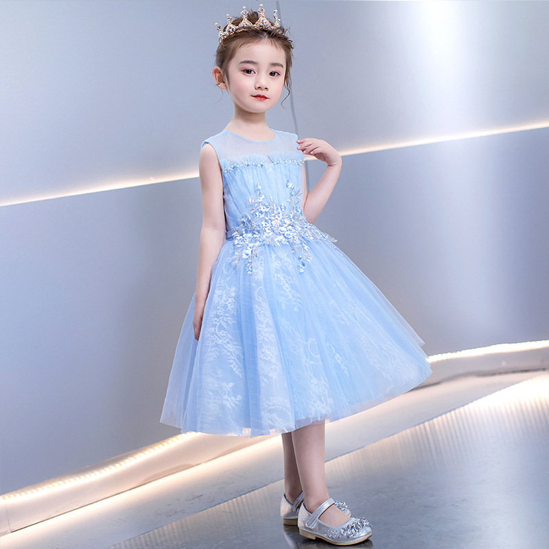 2019 New Todder Girls Mesh Embroidery Tutu Princess Dress Kids Dresses For Girls Birthday Party Baby Girl Clothes Vestidos L2742019 New Todder Girls Mesh Embroidery Tutu Princess Dress Kids Dresses For Girls Birthday Party Baby Girl Clothes Vestidos L274