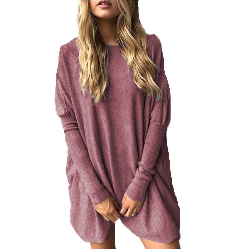 Loose Camisetas Mujer Autumn T Shirt Women Tops Fashion European Style T-shirt Casual Harajuku Blusa Body Tops Tees Ropa Mujer