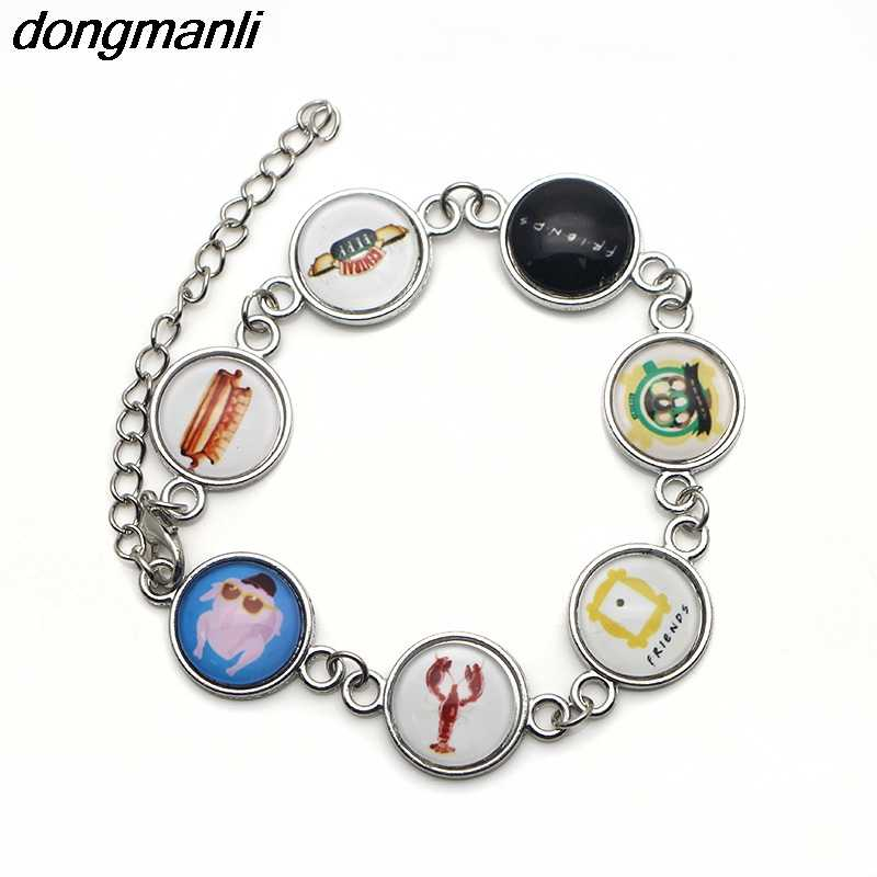 P1658 Dongmanli Women Hot Fashion Handmade Friends TV bracelets for women