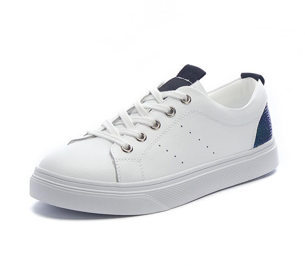 شحن مجاني الأبيض طفل ماتي لينة ريال جلد طبيعي جولة اصبع القدم مباراة الأخضر بلينغ القماش النساء طالب سهلة والينج شقة على بيع-في أحذية نسائية مسطحة من أحذية على  مجموعة 1