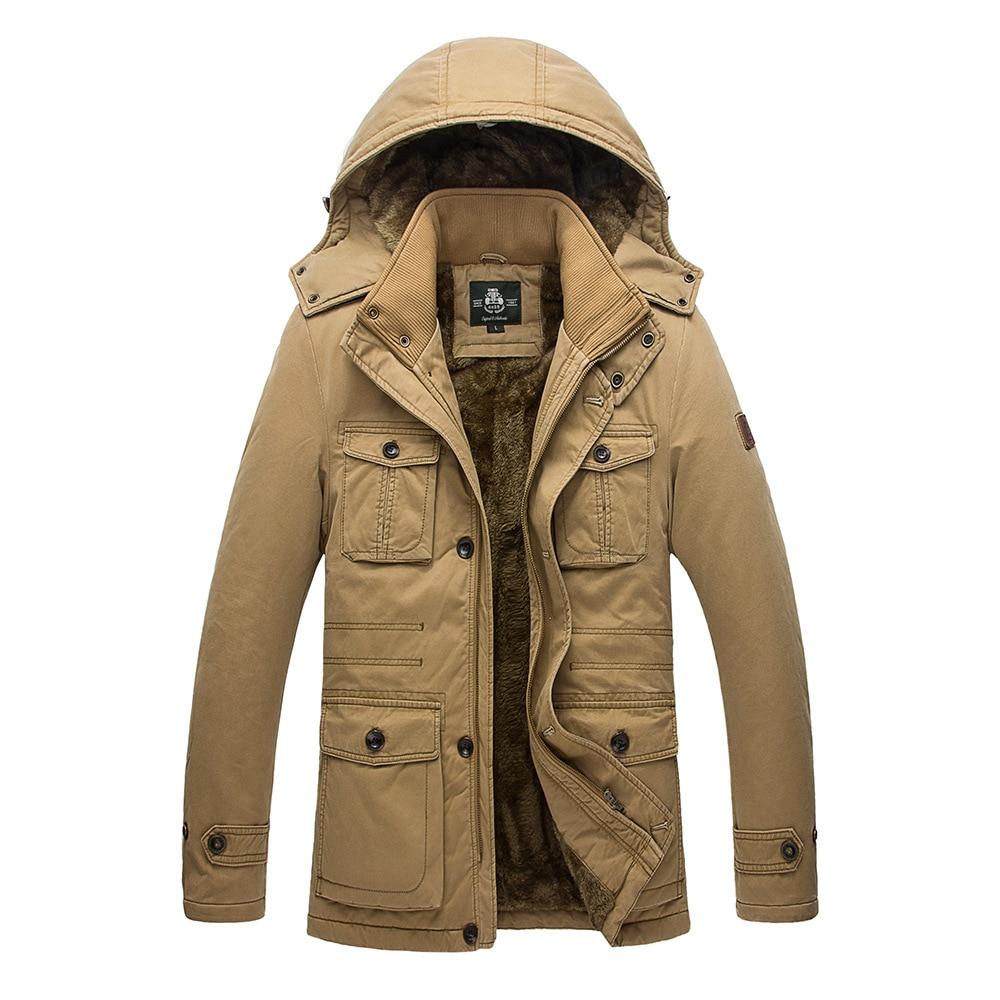 2017 Plus SIZ L-6XL 7XL 8XL Lelaki Baru Jaket Kasual Lelaki - Pakaian lelaki - Foto 2