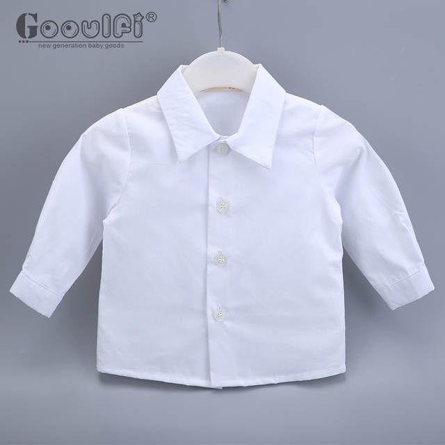 ec2f784e055c2 US $27.1 34% OFF|Gooulfi baby christening boy clothing gifts white clothing  gown set newborn baby boy clothing infant christening baptism favors-in ...