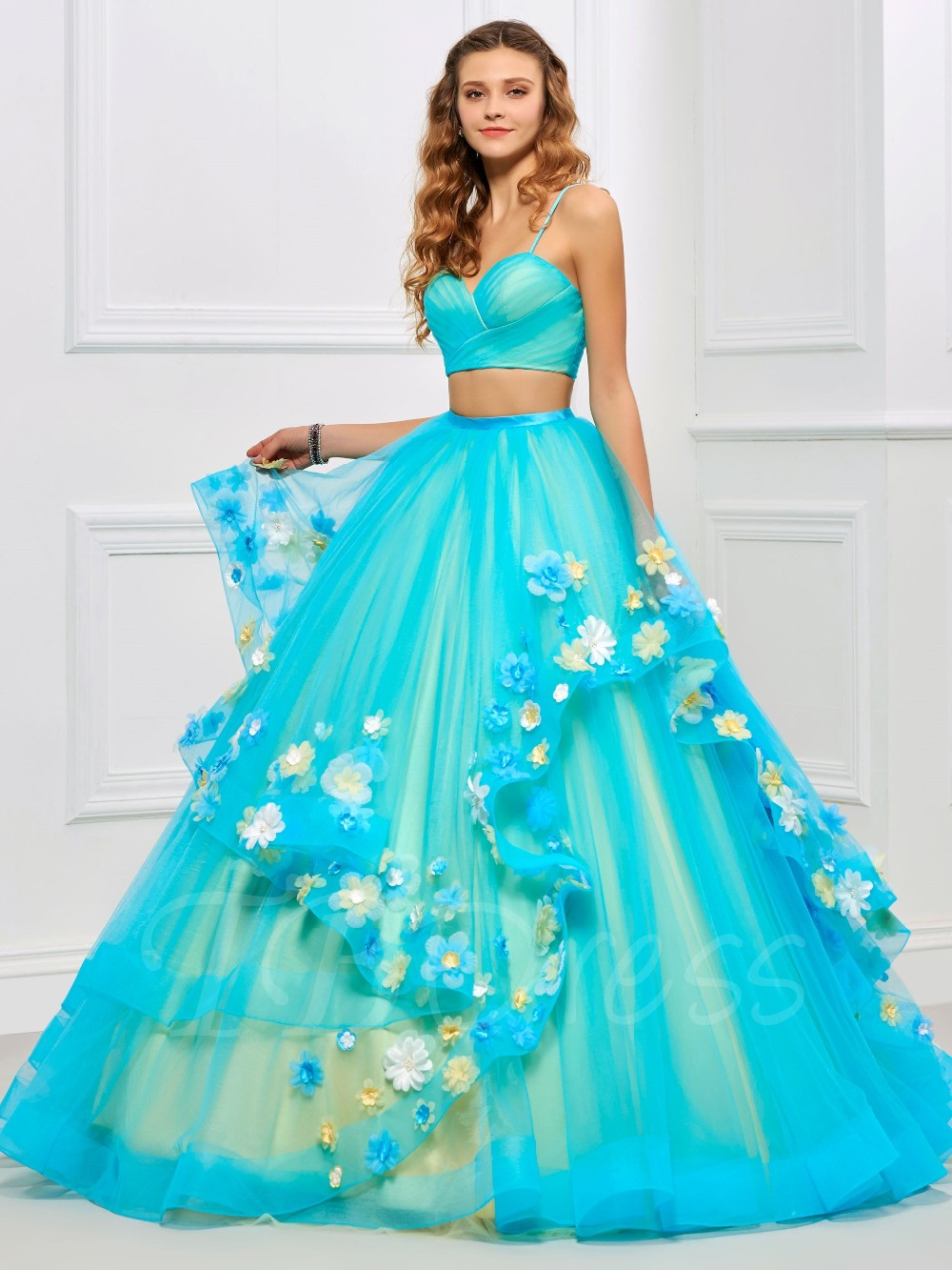 cfcd3ef4d30 Quinceanera Dresses Blue And Yellow - Gomes Weine AG