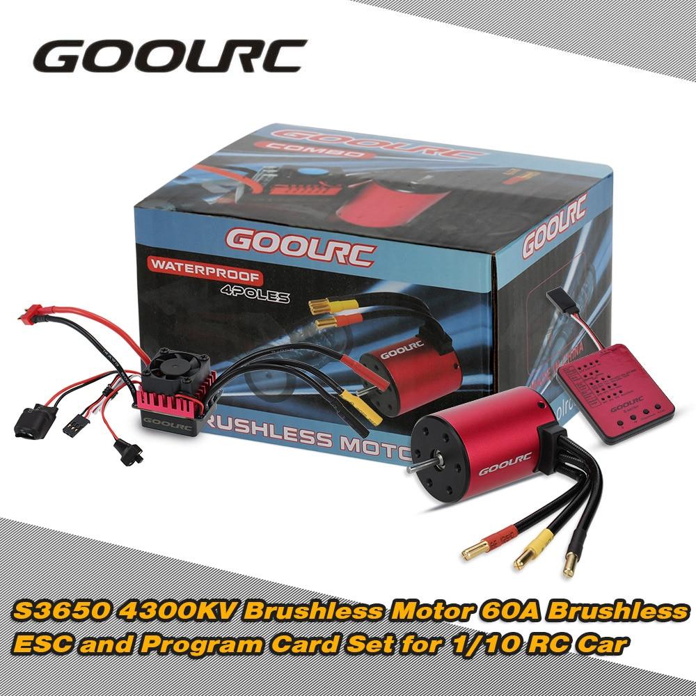 original goolrc s3650 4300kv sensorless brushless motor. Black Bedroom Furniture Sets. Home Design Ideas