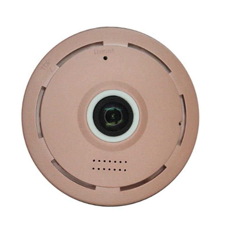 960P 1.3MP 360 Degree Panorama Camera Wireless Intercom IP Camera