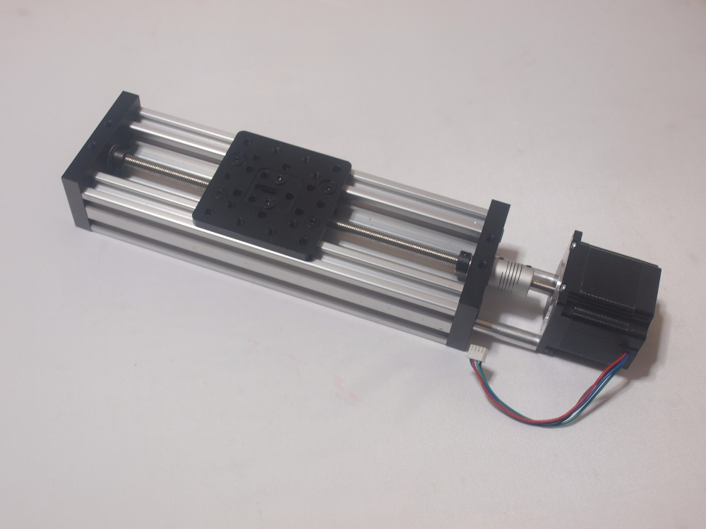 Linear actuator cnc reviews online shopping linear for Servo motor linear actuator
