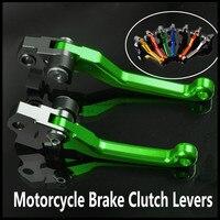 For Sherco SE R 125 SE R 250 SE R 300 2014 2015 2016 2017 2018 7colors Green CNC Dirt bike Pivot Brake Clutch Levers