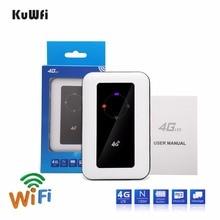 مقفلة 4G موزع إنترنت واي فاي 100Mbps سيارة LTE موبايل واي فاي هوت سبوت لاسلكي برودباند في الهواء الطلق واي فاي جهاز توجيه ببطاقة Sim سولت