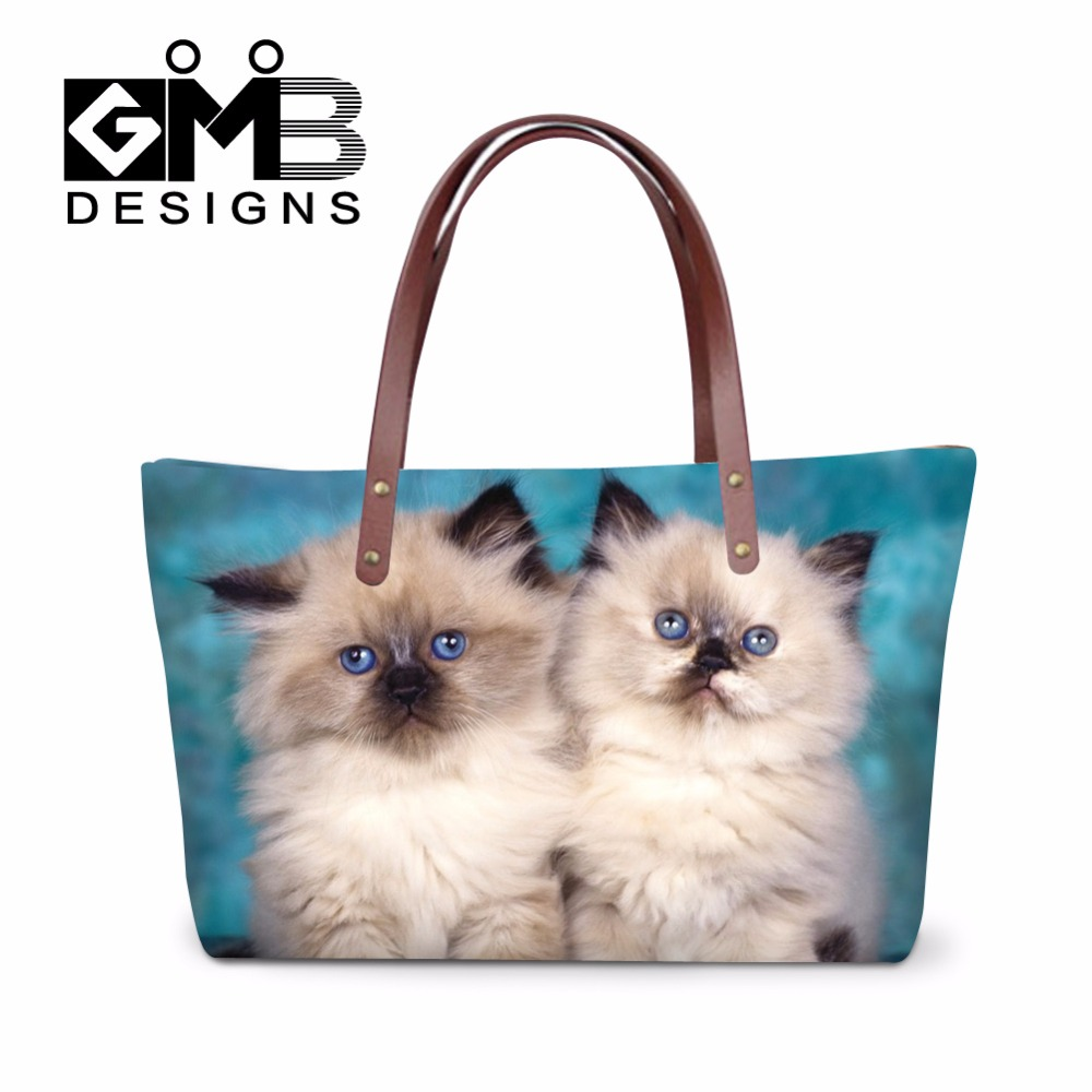 Aliexpress.com : Buy Cute Cat Shoulder Handbag for Teen Girls ...