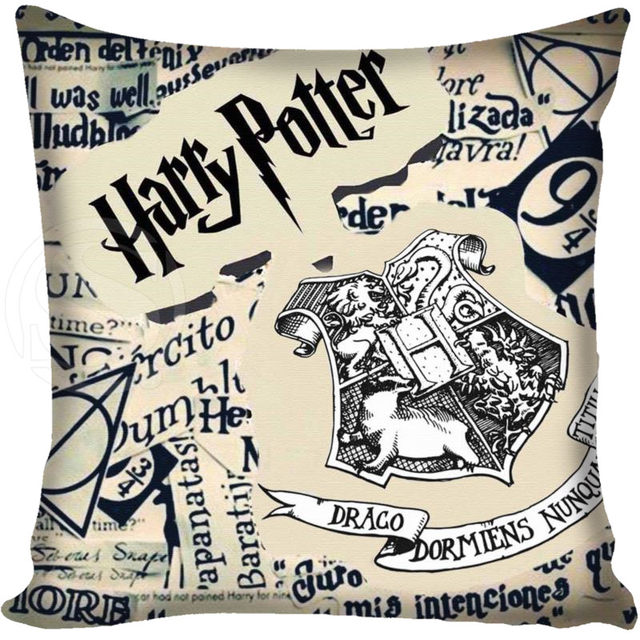 Online Shop Customized Pillow Cover Decorative Pillowcase Harry Custom Zippered Decorative Pillow Covers
