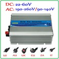 600W Grid Tie Inverter for 30V 60Cells and 36V 72Cells Solar Panel, MPPT function Pure Sine wave Micro On Grid Tie Inverter 600W