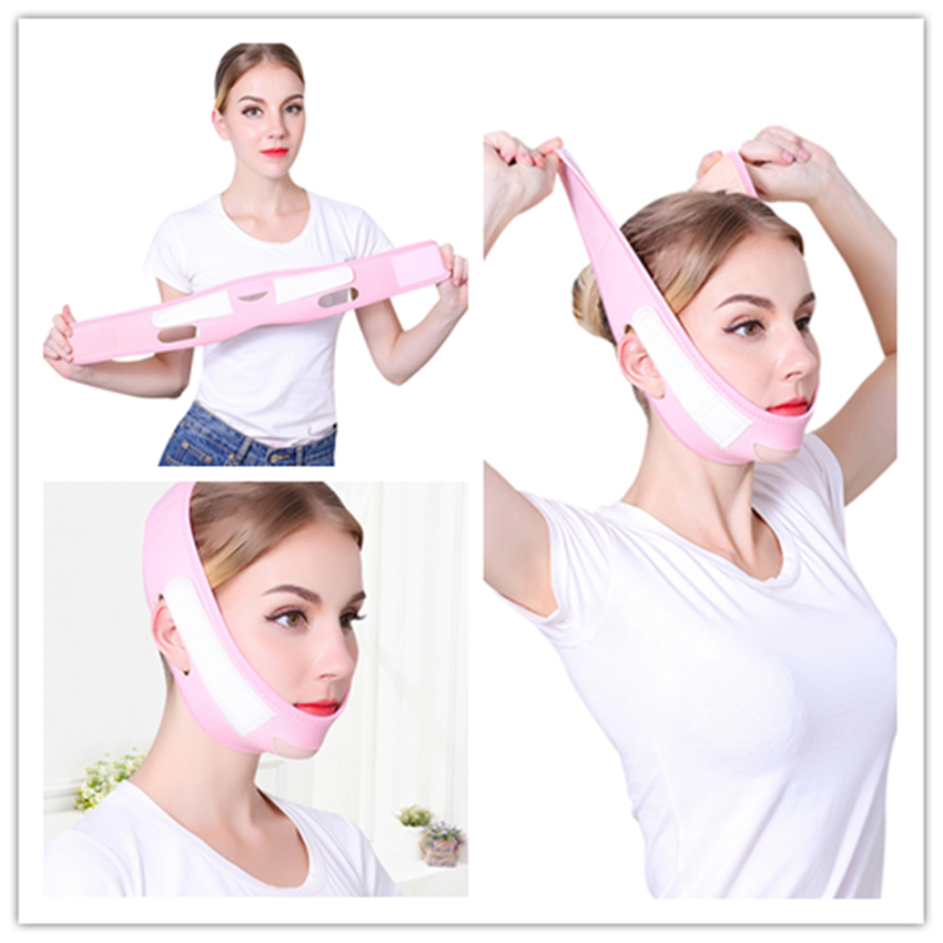 Bandage de mise en forme du visage