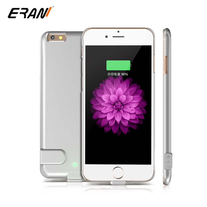 Power Case For iPhone 7 7Plus 1500 2000mAh External Battery Charger Case Backup Pack Charging Case