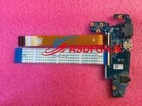 DA0FI2TB6E0 FOR Sony Vaio Flip 14 Svf14 USB Ethernet Audio IO Port Board Cable 100% TESED OK