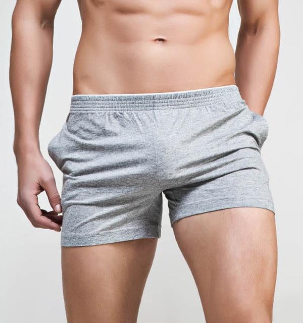 High Quality Brand Superbody Sexy Men Underwear Boxer -7410