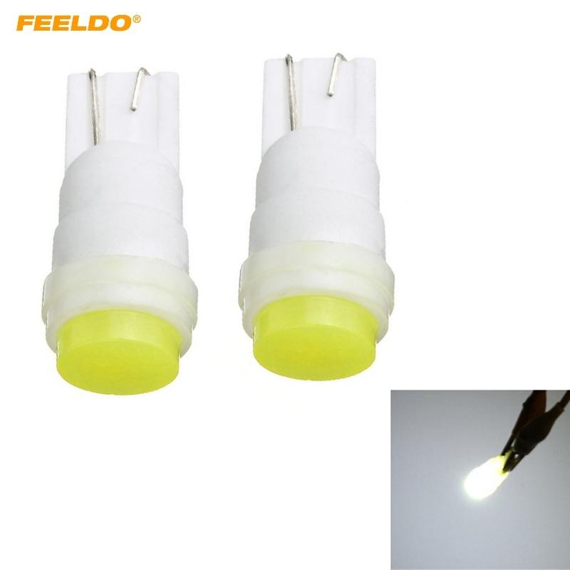 Audi A4 B5 501 W5W White Interior Door Bulb LED Trade Price Light Upgrade