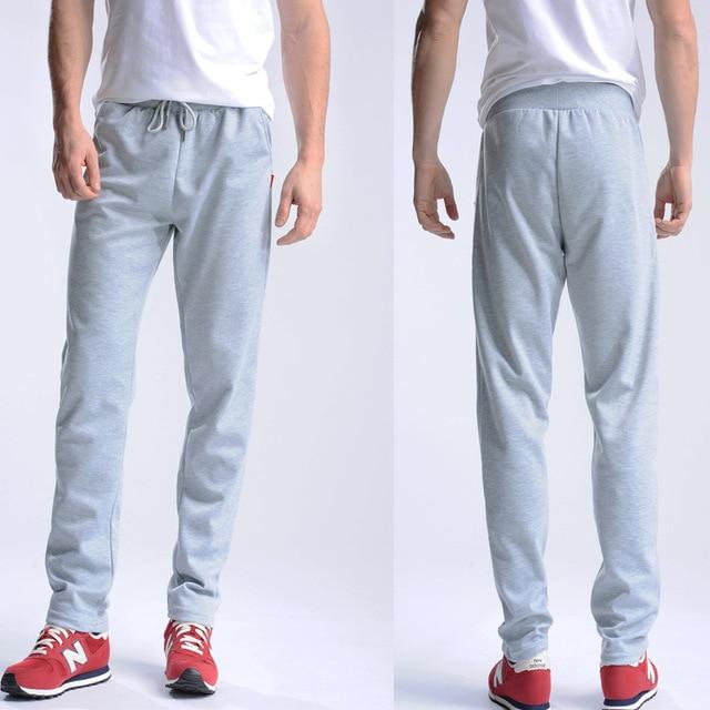 Uwback 2018 Summer Men Sweatpants Elastic Waist Plus Size 4XL Casual Pants Man Loose Soft Trousers Autumn Jagger Pants CAA329 8