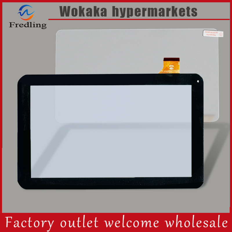 Tempered glass screen Protector film Touch Screen Panel glass Sensor Digitizer for 10.1 Digma Optima 10.3 3G TT1003MG Tablet 6av2 144 8mc10 0aa0 touch glass with film