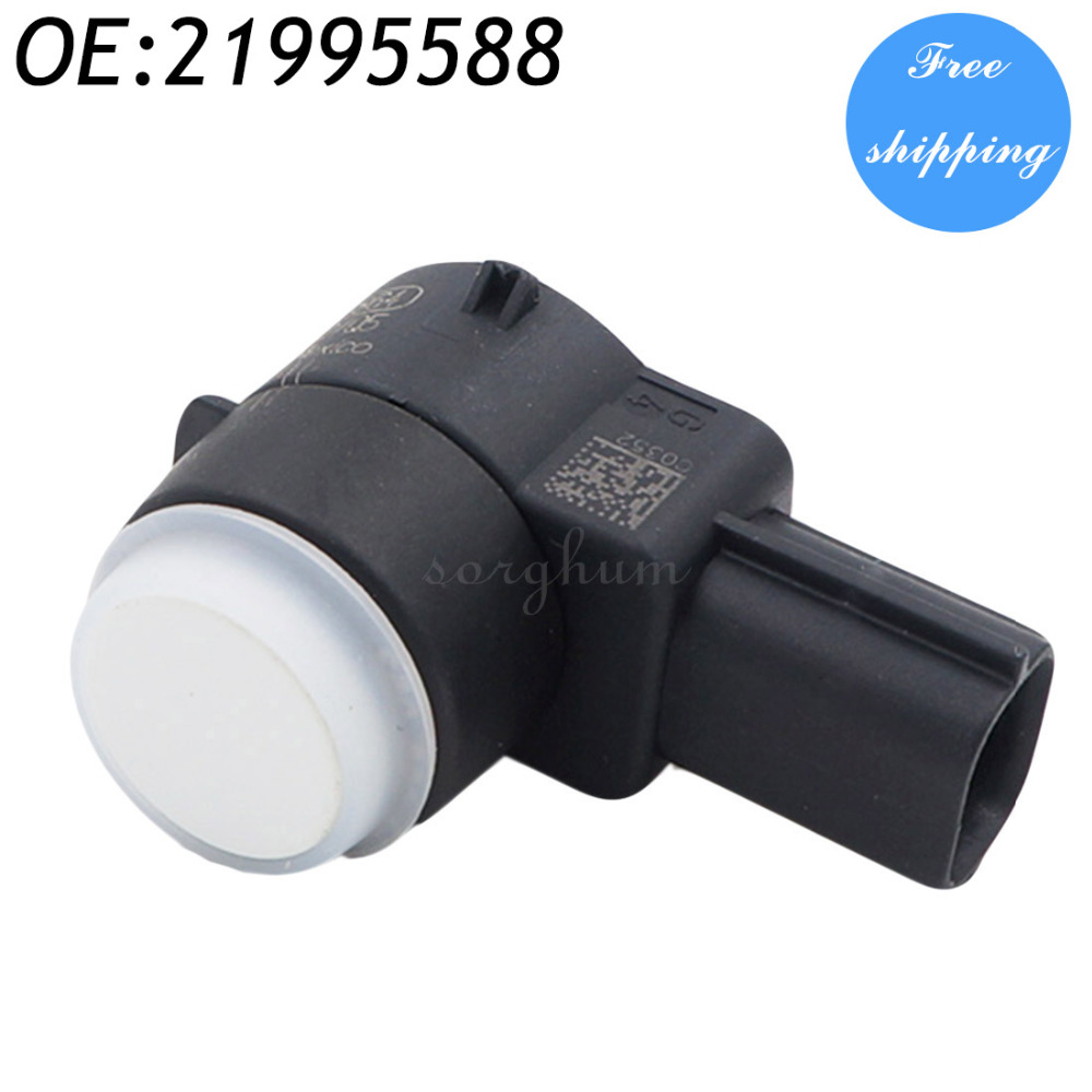 Car Electronics Alarm Systems & Security 21995588 0263003402 Pdc Backup Reverse Parking Distance Control Sensor For G M Relieving Heat And Thirst.