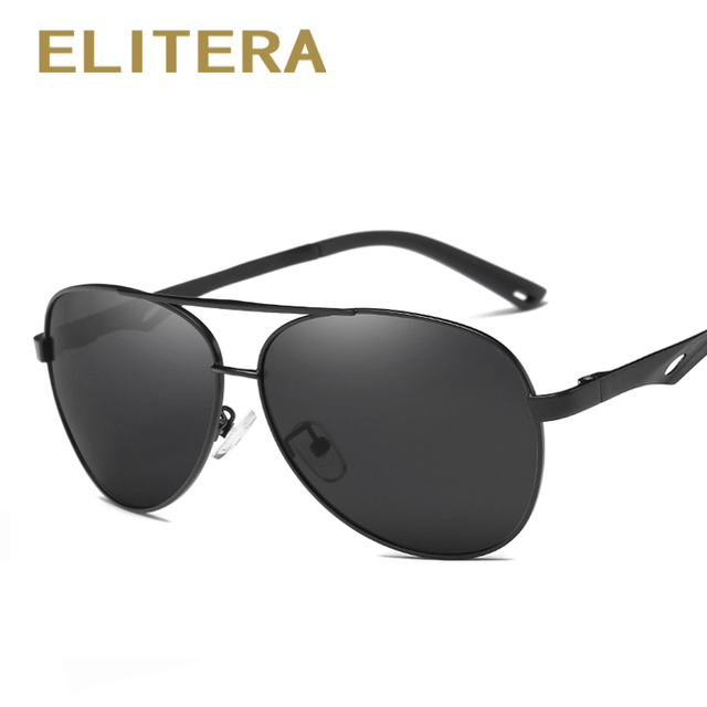 ELITERA Polarized Sunglasses Men/Women Brand Designer Outdoor Sport Sun Glasses Eyewear UV400 Driving Fishing Gafas De Sol