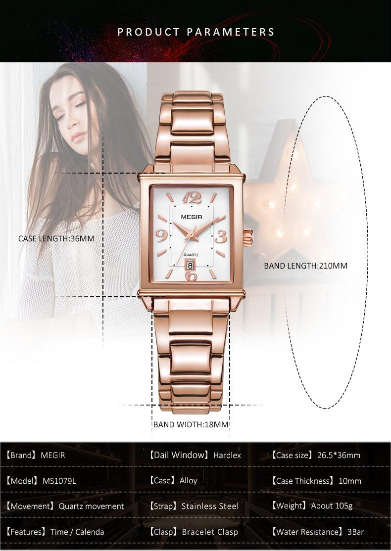 Relógio de Luxo Mulheres Senhoras Da Moda