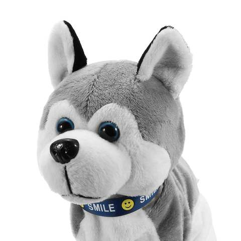 Bark Stand Walk Sound Control Electronic Robot Dog Kids Plush Toy Sound Control Interactive Electronic Toys Dog For Baby gifts Multan