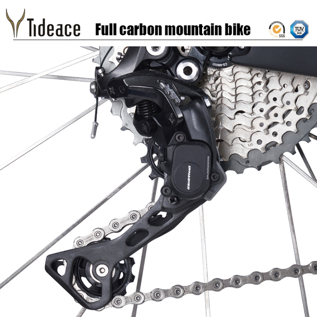 2018 Carbon Fiber MTB Mountain Bike 29er light 33 30 11 Speed 29″ Complete mtb Bicycle XT M8000 29er full Mountain Bike for sale