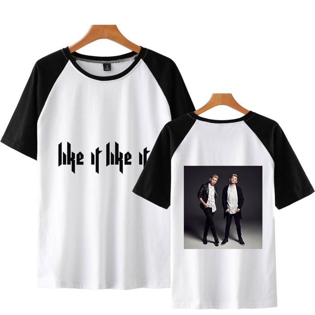 Marcus & Martinus Ragaln Short Sleeve Soft T-shirt