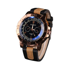 Luxury Men's Quartz Watch 5 Colors