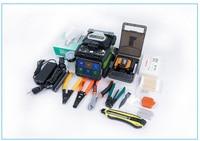 Core Aliginment Komshine FX37 fusion splicer kit as Orientek T45 fiber Fusion Splicer with fiber ftth cleaver